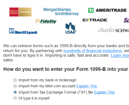 Import, Print or Attach Form 8949 for Bitcoin Capital Gains
