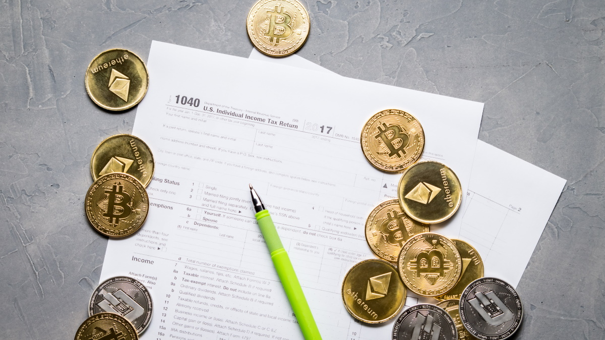 cryptocurrency tax issues