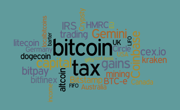 tax on cryptocurrency trading usa